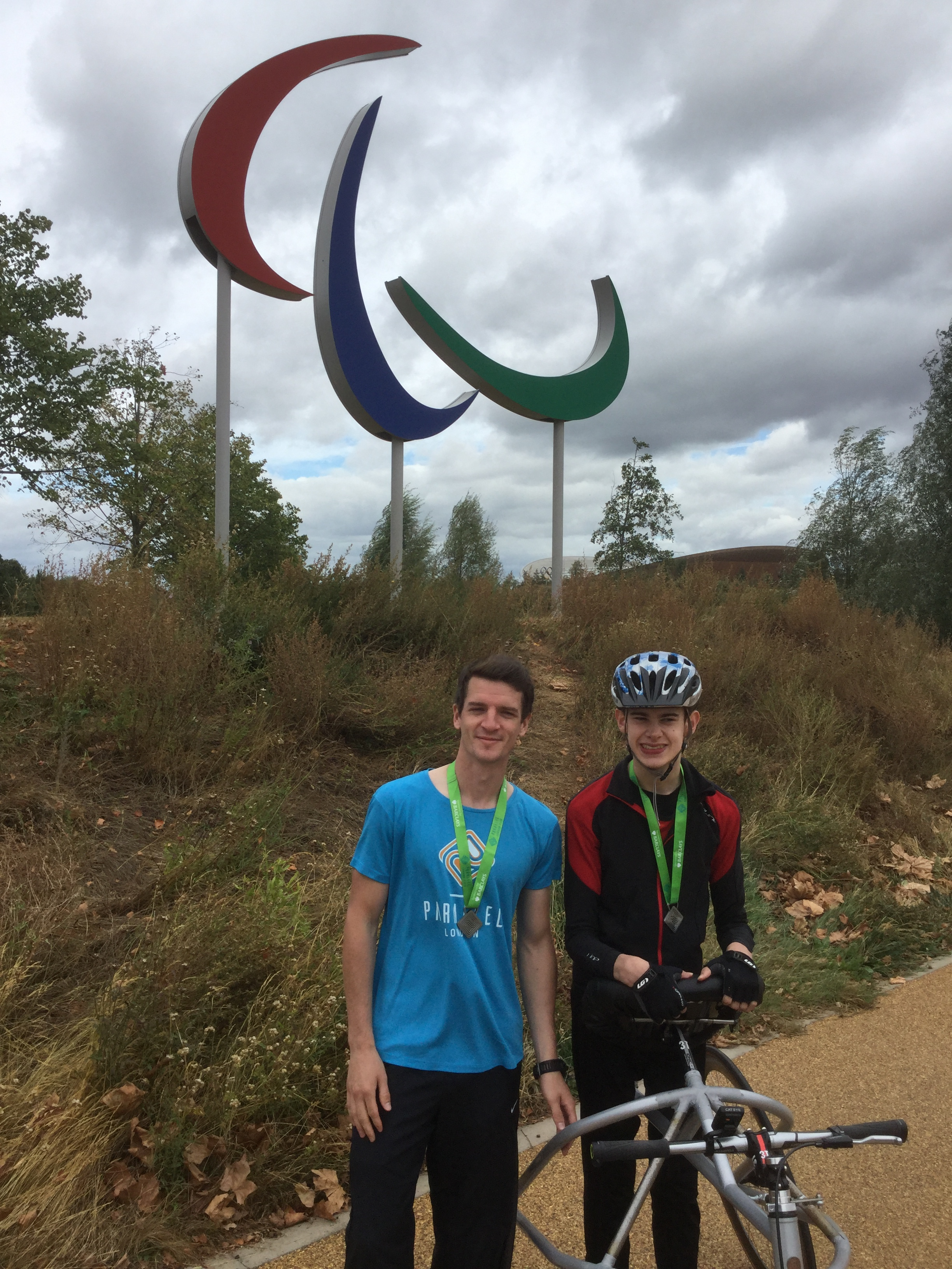 Parallel London 2016 - Olympic Park